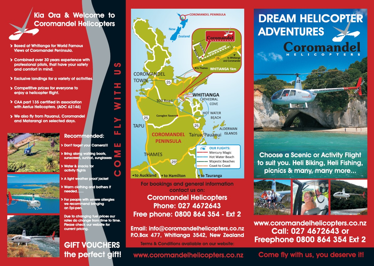 dreamland design brochure design print prices nz