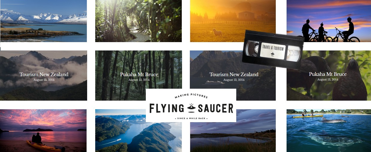 Flying Saucer Productions